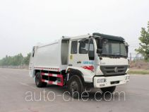 Yuanyi JHL5164ZYSK42ZZ garbage compactor truck