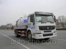 Yuanyi JHL5167GQWM46ZZ sewer flusher and suction truck