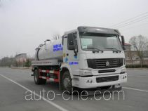 Yuanyi JHL5167GQWM46ZZ sewer flusher and suction truck