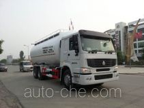 Yuanyi JHL5257GFLM46ZZ low-density bulk powder transport tank truck