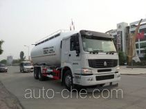 Yuanyi low-density bulk powder transport tank truck
