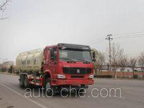 圆易牌JHL5257ZLJN43ZZ型自卸式垃圾车
