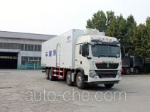 Yuanyi JHL5310XLCE refrigerated truck