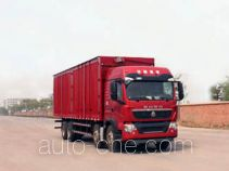Yuanyi JHL5310XYKE wing van truck