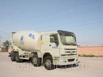 圆易牌JHL5317GJBN36ZZ型混凝土搅拌运输车