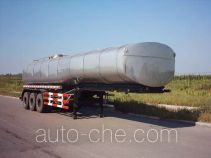 Hale JHL9400GHY chemical liquid tank trailer