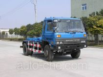 Haipeng JHP5140ZXX detachable body garbage truck