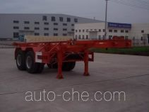 Haipeng JHP9280TJZ container transport trailer