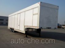 Haipeng JHP9300XXY box body van trailer