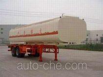 Haipeng JHP9350GHY chemical liquid tank trailer