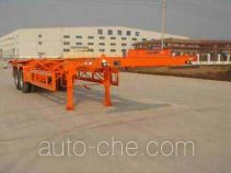 Haipeng JHP9350TJZ container transport trailer