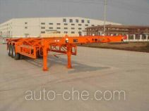 Haipeng JHP9370TJZ container transport trailer