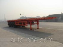 Haipeng JHP9380TJZP container carrier vehicle