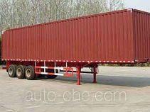 Haipeng JHP9380XXY box body van trailer