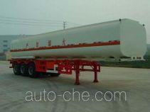 Haipeng JHP9400GHY chemical liquid tank trailer