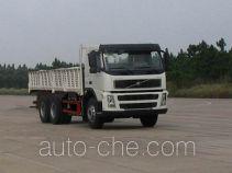 沃尔沃(VOLVO)牌JHW1260F43B4型载货汽车