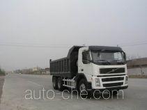 沃尔沃(VOLVO)牌JHW3250ZF39A4型自卸汽车