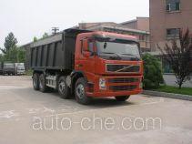 沃尔沃(VOLVO)牌JHW3310ZF28A6型自卸汽车
