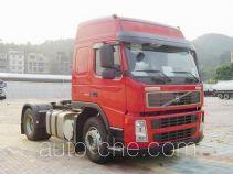 沃尔沃(VOLVO)牌JHW4180F35L1T型牵引汽车