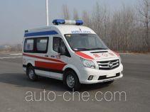 多士星牌JHW5030XJH型救护车