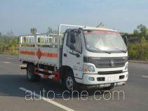 多士星牌JHW5040TQP型气瓶运输车