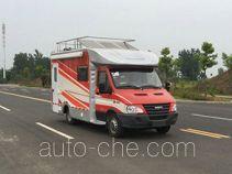 多士星牌JHW5040XCCNJ5型餐车