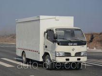 Duoshixing JHW5040XWT mobile stage van truck