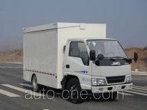 多士星牌JHW5040XWTJX5型舞台车