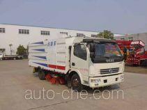 Duoshixing JHW5080TSLE5 street sweeper truck