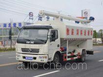 多士星牌JHW5110ZSLE5型散装饲料运输车