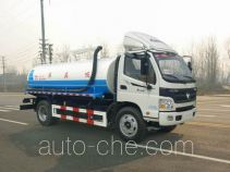 Duoshixing JHW5120GXEB5 suction truck