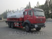 Baotao JHX5220TJC well flushing truck