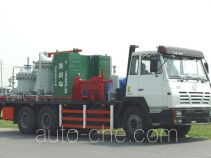 Baotao JHX5252TJC well flushing truck