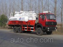 Baotao JHX5253TJC well flushing truck