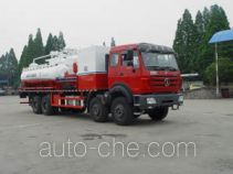Baotao JHX5281TJC well flushing truck