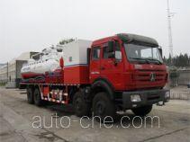 Baotao JHX5281TJC well flushing truck
