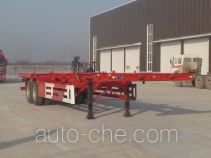 Yucheng JJN9350TJZ container transport trailer