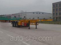 Yucheng JJN9380TJZ container transport trailer