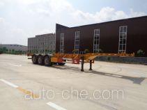 Yucheng JJN9380TJZE container transport trailer