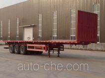 Yucheng JJN9400ZZXP flatbed dump trailer