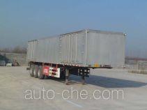 Yucheng JJN9401XXY box body van trailer