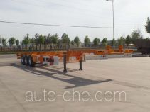 Yucheng JJN9404TJZED container transport trailer