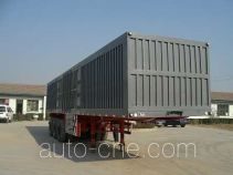Fuyunxiang JJT9400XXY box body van trailer