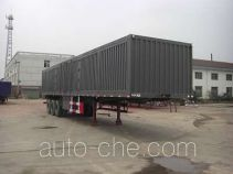 Fuyunxiang JJT9405XXY box body van trailer