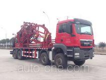 Haizhida JJY5300TLG coil tubing truck