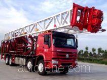 Haizhida JJY5315TLG coil tubing truck