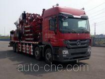 Haizhida JJY5413TLG coil tubing truck