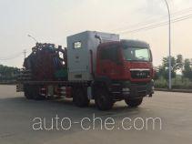 Haizhida JJY5414TLG coil tubing truck