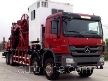 Haizhida JJY5441TLG coil tubing truck