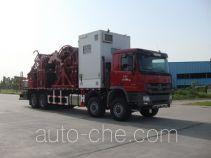 Haizhida JJY5444TLG coil tubing truck